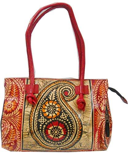Crafts of India, Borsa a spalla donna Multicolour