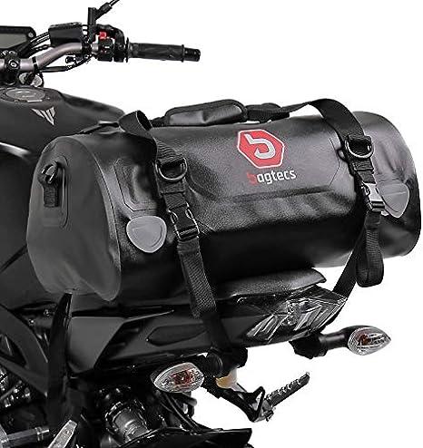 Sacoche de Selle Moto arri/ère Bagtecs SX70 Etanche Volume 70l
