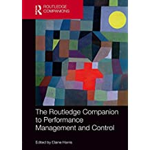 The Routledge Companion to Performance Management and Control (Routledge Companions in Business, Management and Accounting)