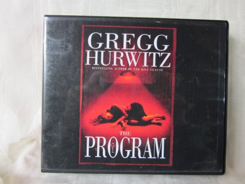 The Program by Gregg Hurwitz Unabridged CD Audiobook (The Program Hurwitz compare prices)