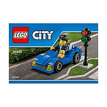 Amazon Lego City Blue Car 30349 Polybag Toys Games