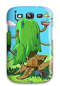 Tpu Fashionable Design Adventure Time Rugged Case Cover For Galaxy S3 New