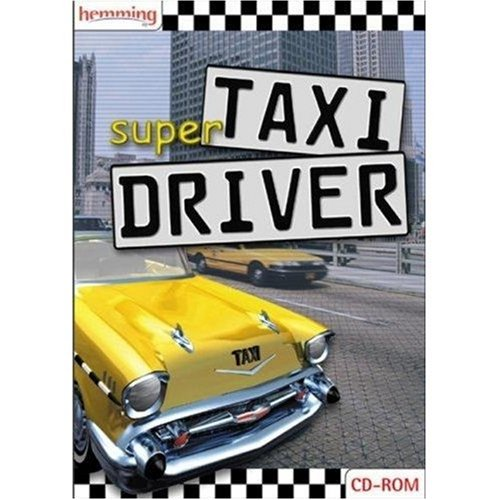 Super Taxi Driver (The Simpsons Hit And Run Pc Game)