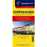 Copenhagen City Plan: Cartographia Map Collection (Michelin City Plans)