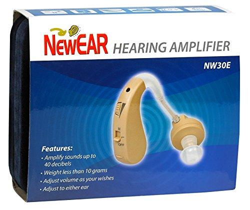 Best Price NewEar Hearing Amplifier Personal Sound Amplifier