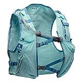 Nathan NS4538 Vaporhowe Hydaration Pack Running Vest with 1.8L Bladder, Blue Radiance, Small