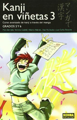 Descargar Libro Kanji En Viñetas 3 Marc Bernabé