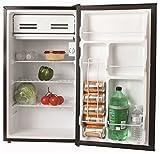GARRISON REFRIGERATORS 2493167 3.3 Cu. ft. Energy Star Compact Refrigerator, Black