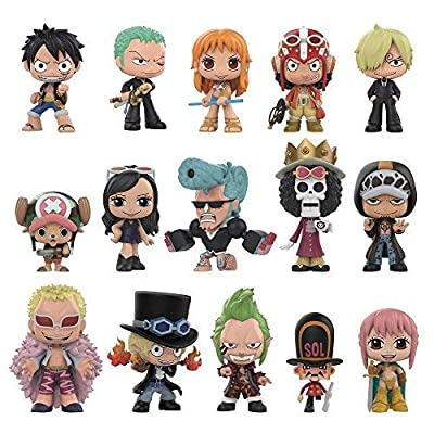 Funko 30608 Mystery Minis: OnepieceOne Mystery Figure, , Multicolor: Toys & Games