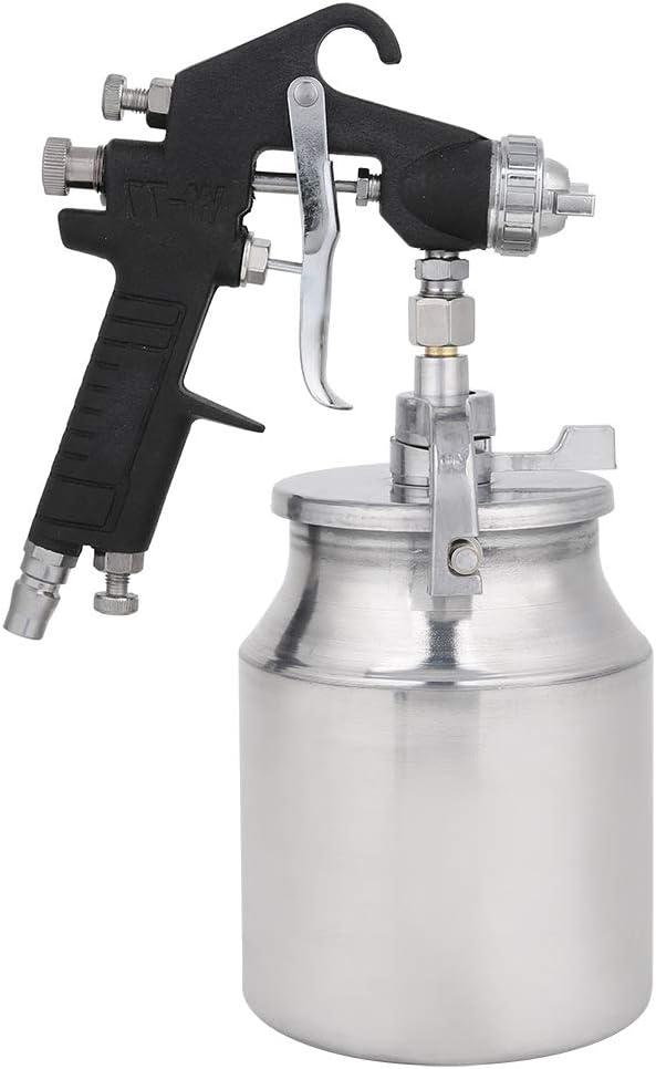 pistola de pulverizaci/ón de aire robusta y duradera para pulverizar salpicaduras de pintura Herramienta de pulverizaci/ón de pintura de coche resistente al desgaste para veh/ículos de motor