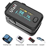 Best Oximeters - Ulaif Fingertip Pulse Oximeter, OLED Portable Oximetry Blood Review