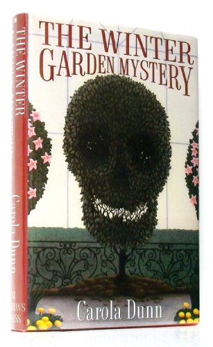 book cover of The Winter Garden Mystery