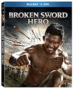 Broken Sword Hero [Blu-ray & DVD Combo]