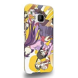 Case88 Premium Designs Monogatari Hitagi Senjogahara Nadeko Sengoku 1707 Carcasa/Funda dura para el HTC One M9