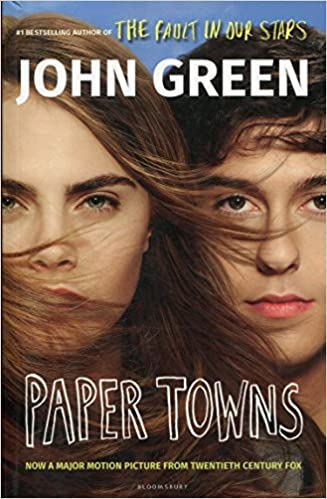 Image result for paper towns book