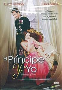 The Prince & Me (El Principe Y Yo) [NTSC/REGION 1 & 4 DVD. Import-Latin America]