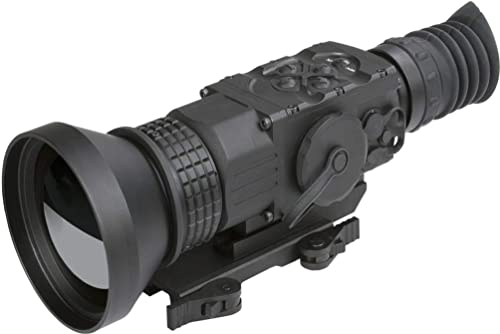AGM 3093555008PY71 Model Python TS75-640 Long Range Thermal Imaging Rifle Scope, 640x512 (60Hz) Resolution, 75mm Lens, 3X Optical Magnification, Field of...