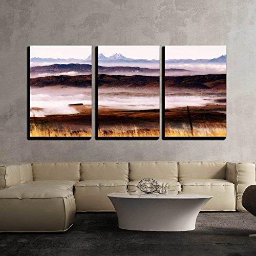 Autumn Viewpoint x3 Panels