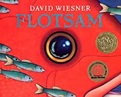 A bright, science-minded boy goes to the beach equipped to collect and examine flotsam--anything floating that has been washed ashore. Bottles, lost toys, small objects of every description are among his usual finds. But there's no way he cou...