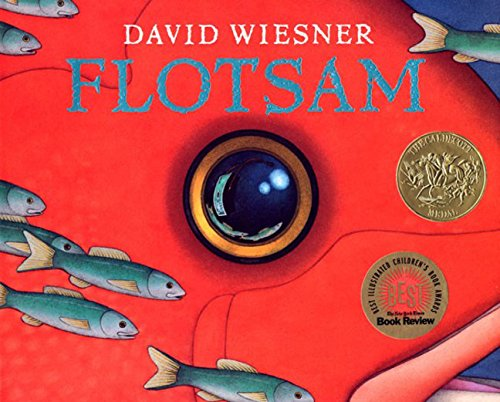 Flotsam: Wiesner, David: 9780618194575: Books - Amazon.ca