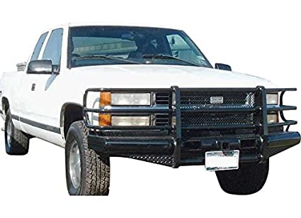 Amazon Ranch Hand FBC881BLR Front And Rear Replacement Bumper