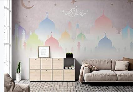 Wall Mural 3d Islamic Architecture Muslim Mosque Arab Modern