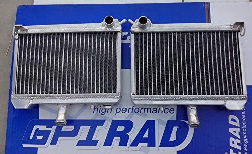 For HONDA Goldwing GL1500 Aluminum Radiator 1988-2000 89 90 91 92 93 94 95 96 -