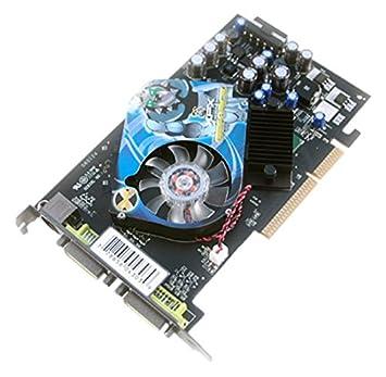 XFX GeForce 7600 GT 256MB DDR3 AGP GDDR3 - Tarjeta gráfica ...