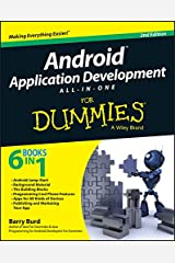 Android Application Development All-in-One For Dummies Paperback