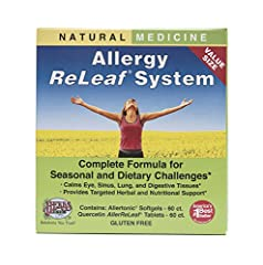 For over 8 years, Herbs, Etc.'s Allergy ReLeaf System has provided a safe and effective herbal and nutritional solution for seasonal allergies and dietary challenges. It is the convenient and complete combination of botanicals, vitamins, and ...