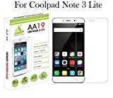 Coolpad Note 3 Lite Tempered Glass Screen Guard Protector By AA19