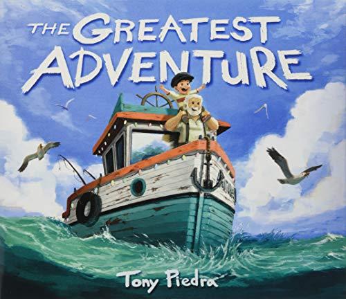The Greatest Adventure por Tony Piedra