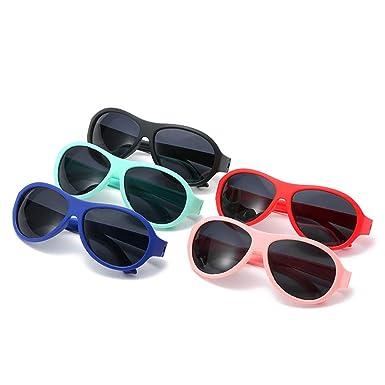 Wang-RX Gafas de sol polarizadas para niños Gafas de sol ...