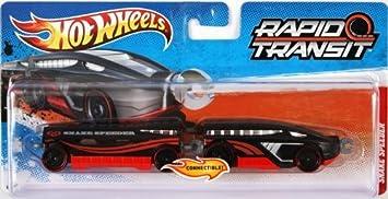 Hot Wheels Rapid Transit - SNAKE SPEEDER by Mattel