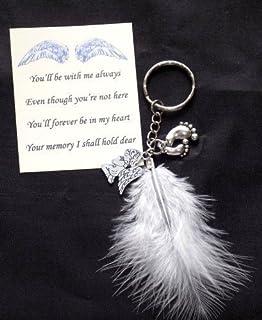 Personalised Baby Heart Memorial Glass Tealight Holder Loss of an Infant Keepsake