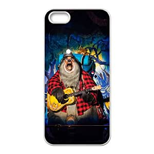 iPhone 4 4s Cell Phone Case White The Country Bears Character Big Al Phone Case Cover 3D DIY CZOIEQWMXN6804