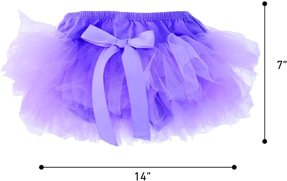Angel Fairy Butterfly Birthday Outfit Ruffled Lace Diaper Cover Cotton Panty Lined Bottom Photo Shoot Clothes For Infant Baby Girl Tulle Tutu Ribbon Skirt Lavender Attitude Studio Baby Bloomer