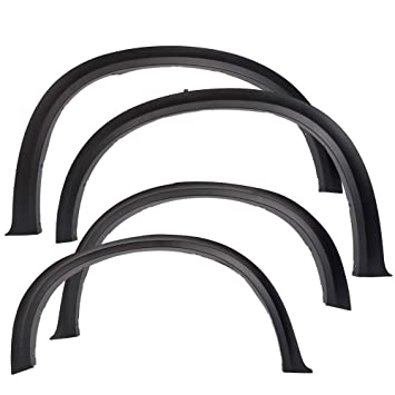 For BMW X5 arches trim extension spoiler flares fender wide aerodynamic arch set