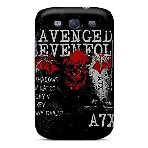 CiP8628Nlsv Avenged Sevenfold Fashion Tpu S3 Cases Covers For Galaxy