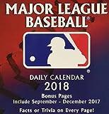 Major League Baseball 2018 Calendar