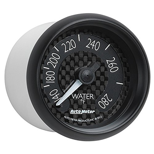 Auto Meter 8031 GT Series Mechanical Water Temperature Gauge by Auto Meter (Image #6)