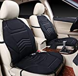 YZ-YUAN Car Heated Seat Cushion Comfortable 12V Auto Universal Car Seat Pad Hot