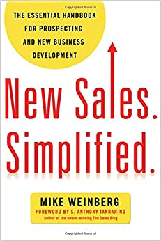 amazon com new sales simplified the essential handbook for