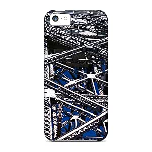 Sanp On Case Cover Protector For Iphone 5c (industrial)