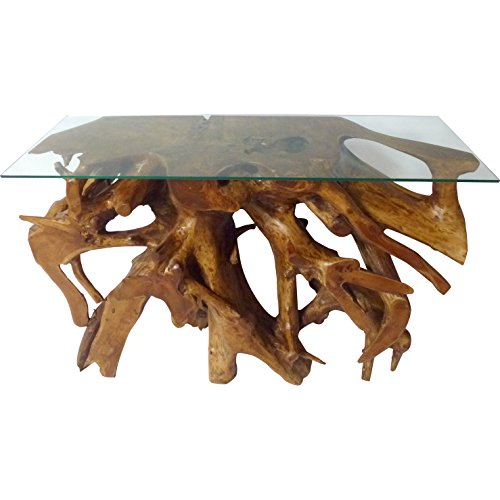 Teak Root Console Table made by Chic Teak (Table Teak Rectangular)