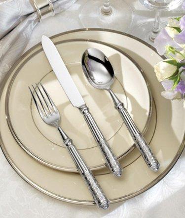 Ricci Amalfi 5 Pc. Hostess Set (Butter Serving Knife Hollow Handle)