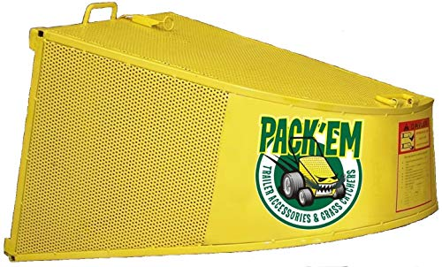 PK-OB4 4.4 Cubic Foot Large Capacity Grass ()