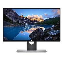 Dell Ultrasharp U2518D ,Monitor LED IPS de pantalla ancha de 25 pulgadas, Negro