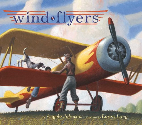 Wind Flyers by [Johnson, Angela]