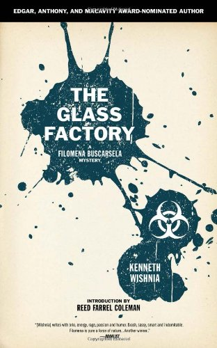 The Glass Factory (A Filomena Buscarsela Mystery)